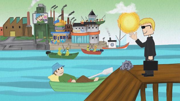 Die Fischerfabel
