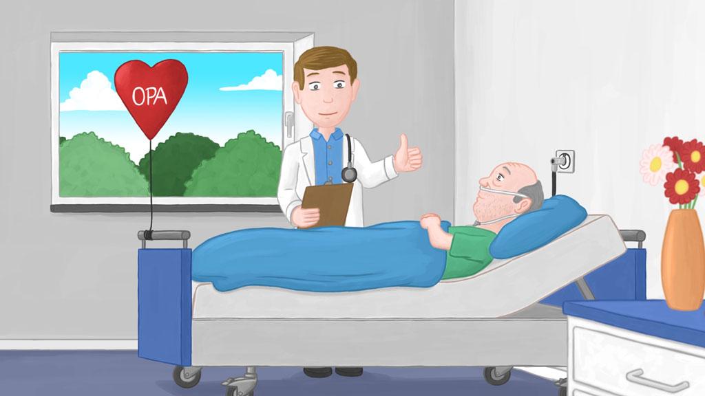 Exazerbationen bei COPD erkennen und behandeln